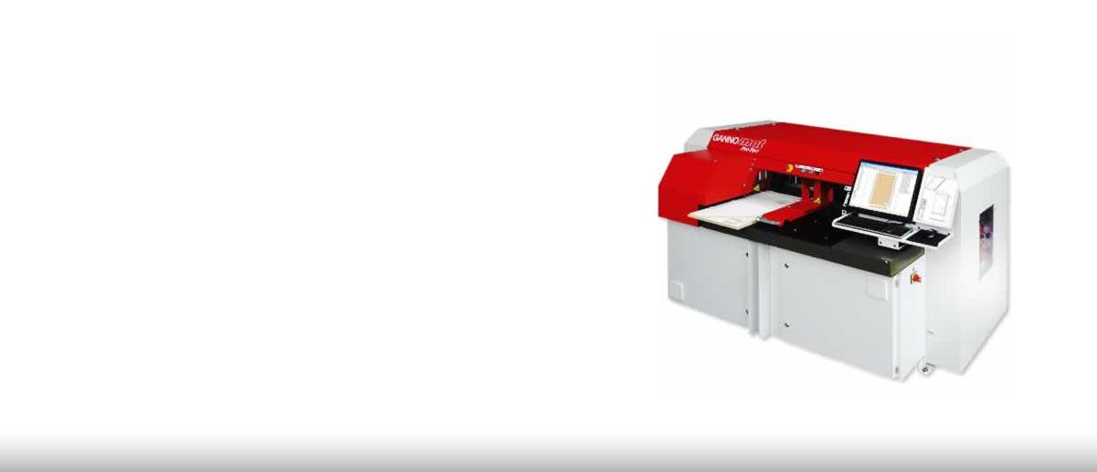 GANNOMAT COMPACT CNC