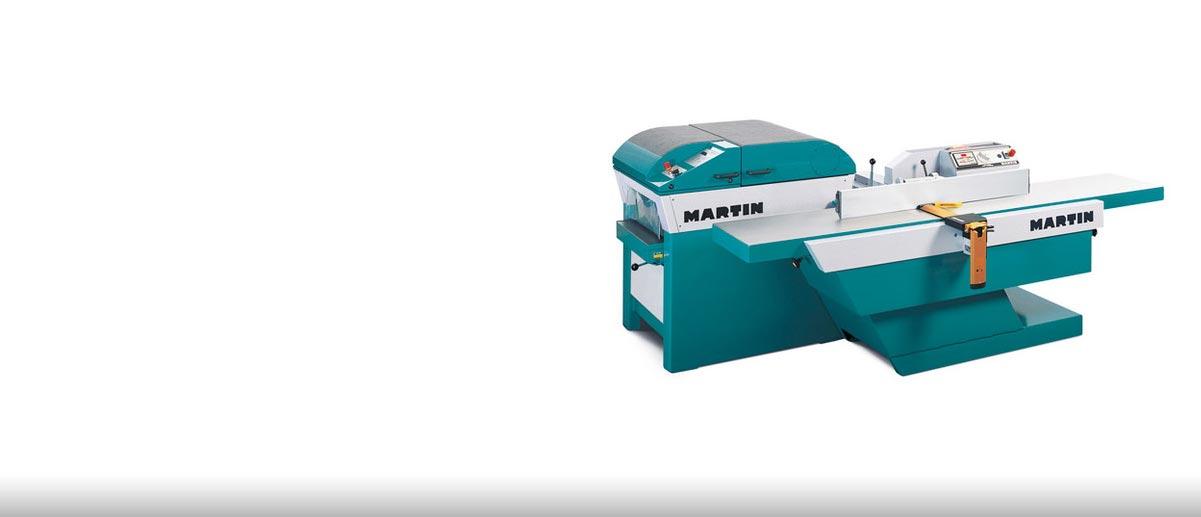 MARTIN BASIC MACHINES
