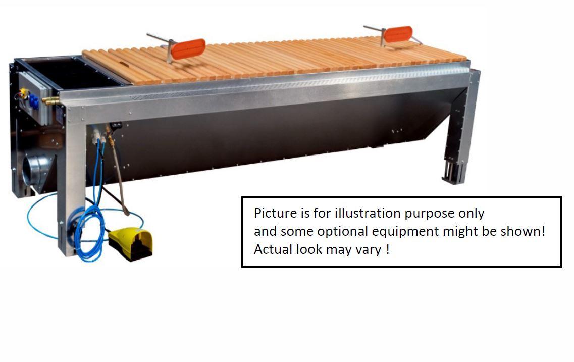 NESTRO Sanding Table NAST 28